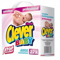 CLEVER BABY sensitive 2,2кг