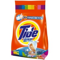 Tide Color + Lenor Touch of Scent 3 кг
