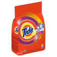Tide Color + Lenor Touch of Scent 4.5 кг